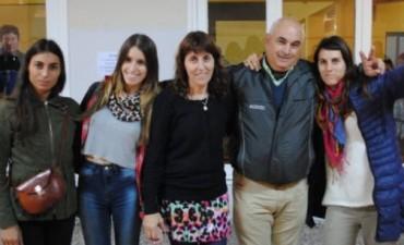 JORGE ZAPATA FUE REELECTO COMO DIRECTOR DEL ENTE DESCENTRALIZADO