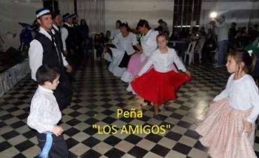 EXITO EN LA PEÑA DEL JARDIN 903