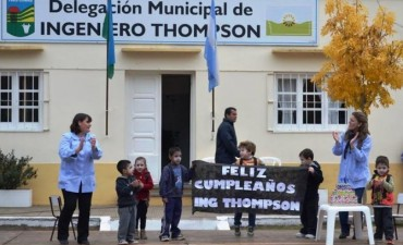 THOMPSON FESTEJÓ 114 AÑOS DE VIDA