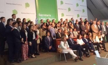 LA DIRECTORA DE ASUNTOS LEGALES PARTICIPÓ DEL FORO PERMANENTE DE SECRETARIOS LEGALES Y TÉCNICOS DE LA PROVINCIA