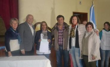 INGENIERO THOMPSON CELEBRÓ 115 AÑOS DE VIDA
