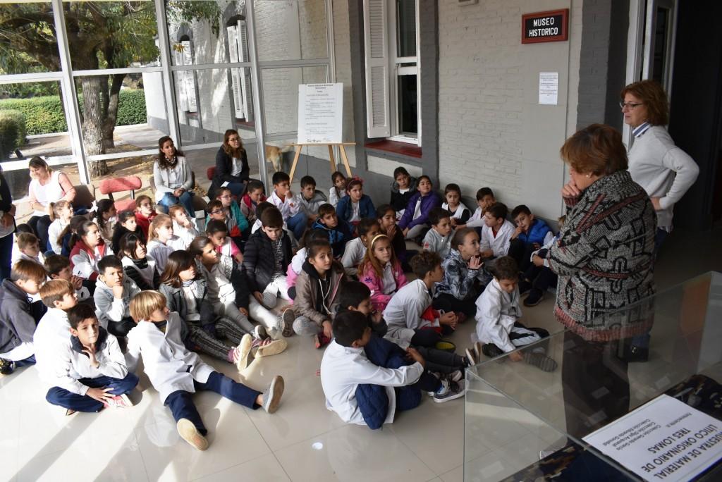 CONTINUAN LAS VISITAS EDUCATIVAS AL MUSEO MUNICIPAL