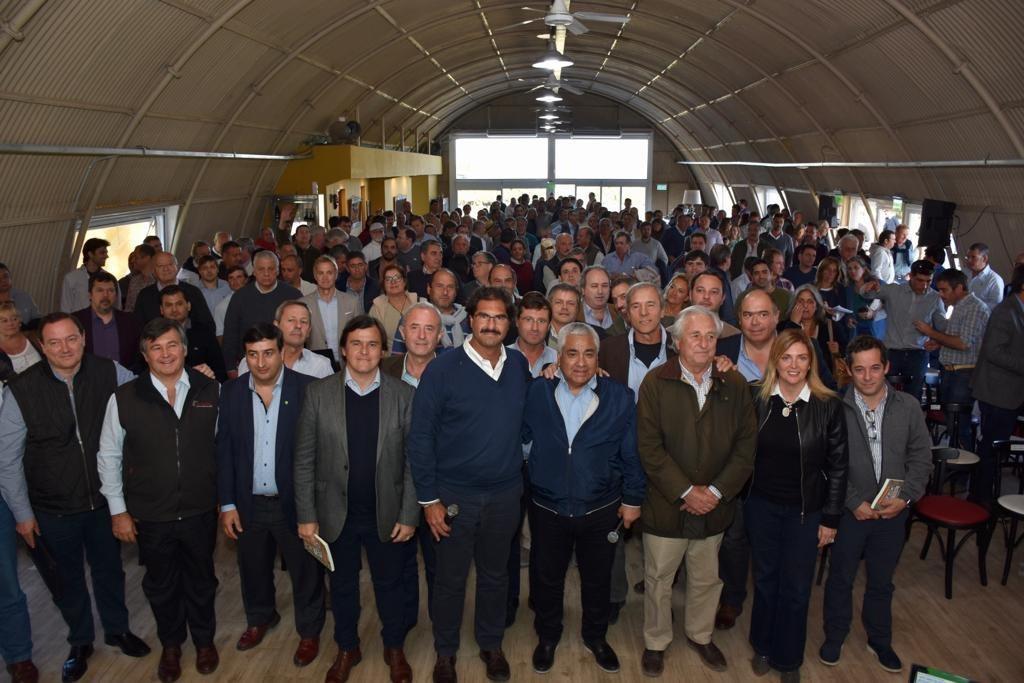 ARRANCARON LAS MESAS REGIONALES BONAERENSES PARA PENSAR EL AGRO 2023
