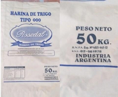 RETIRAN DEL MERCADO HARINAS DE TRIGO PARA RESGUARDAR LA SALUD PUBLICA