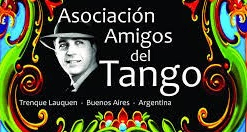 EL PROGRAMA DE LA ASOCIACION AMIGOS DEL TANGO DE TRENQUE LAUQUEN LLEGA A FM AMANECER