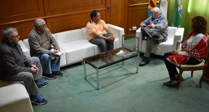 ENTREGARON SUBSIDIO A BOMBEROS VOLUNTARIOS PARA COMPRA DE EQUIPAMIENTO