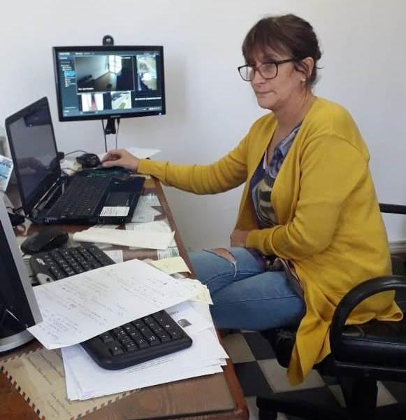VIDEOCONFERENCIA CON EL MINISTERIO DE LAS MUJERES, POLÍTICA DE GÉNERO Y DIVERSIDAD SEXUAL