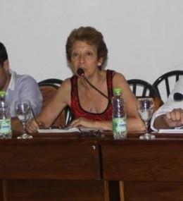 """NIDIA SILVA: """"CUANDO HEMOS DENUNCIADO ESTAS COSAS EL TIEMPO NOS HA DADO LA RAZON"""""""