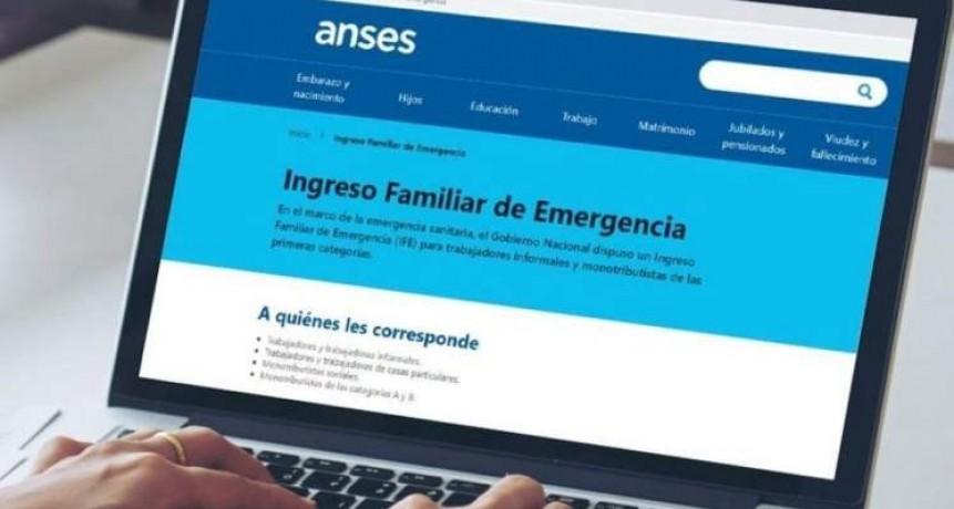 INCONVENIENTES PARA COBRAR EL INGRESO FAMILIAR DE EMERGENCIA