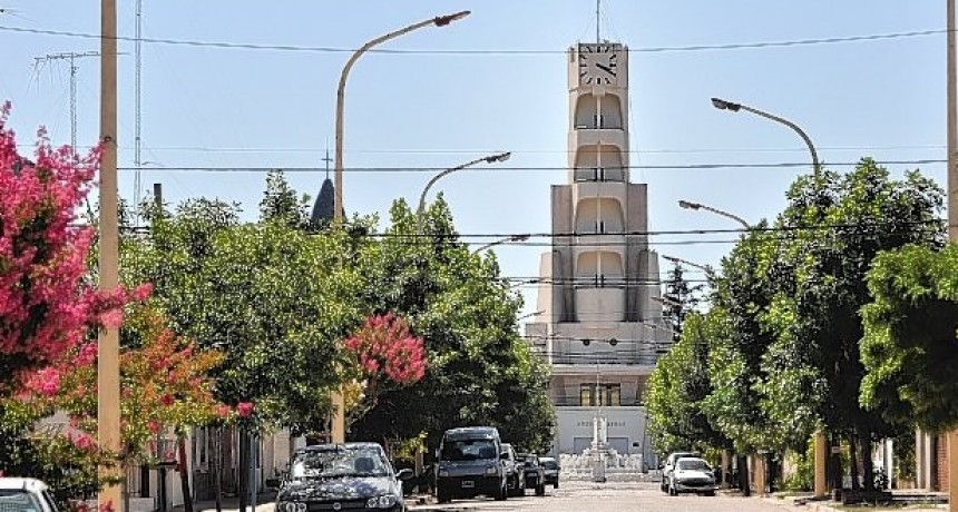 NOBRE FERREIRA RECIBE AL MINISTRO DE SEGURIDAD PROVINCIAL SERGIO BERNI