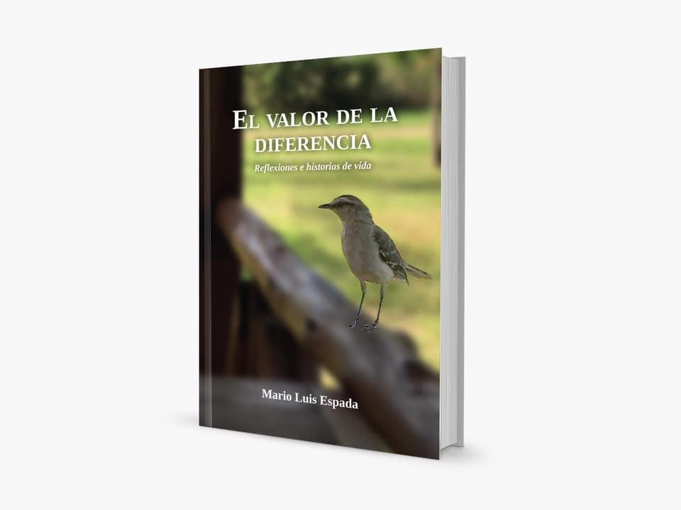 """MARIO ESPADA PRESENTA SU LIBRO """"EL VALOR DE LA DIFERENCIA"""""""