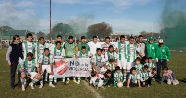 NEWBERY GANO EL ADELANTADO DE LA 13º FECHA Y SE ACERCO A UNION