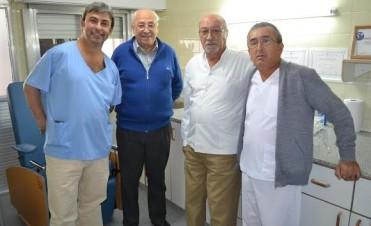 QUEDÓ HABILITADA LA NUEVA  SALA DE HEMOTERAPIA