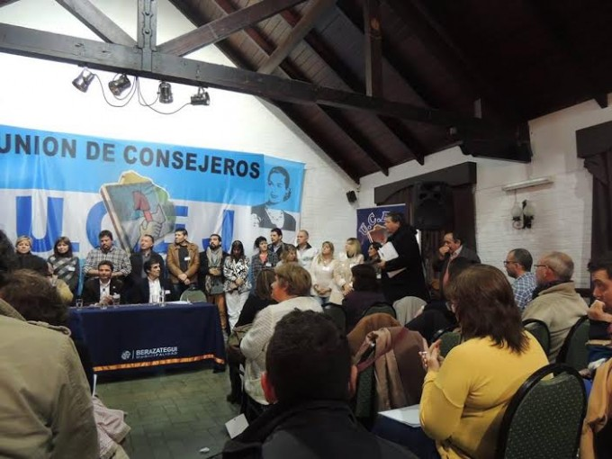 ELIGEN A GILDA RODRIGUEZ COMO SECRETARIA DE RELACIONES INSTITUCIONALES DE LA UCEJ