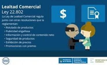 CAPACITARAN SOBRE LOS ALCANCES DE LA LEY DE LEALTAD COMERCIAL