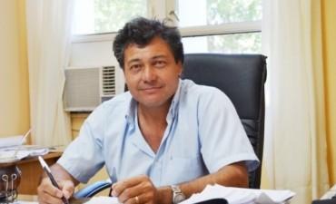 CARLOS DREESSEN: 'QUEREMOS INAUGURAR LA RAMBLA FRENTE AL MUNICIPIO PARA EL ACTO DEL 9 DE JULIO'