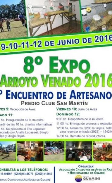 COMIENZA LA EXPO ARROYO VENADO 2016