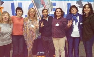 GILDA RODRIGUEZ SE REFIRIO A LAS OBRAS QUE SE REALIZAN EN ESTABLECIMIENTOS EDUCATIVOS