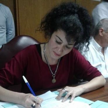 GILDA RODRIGUEZ: 'NO ME ESPERABA ESTA CANDIDATURA'