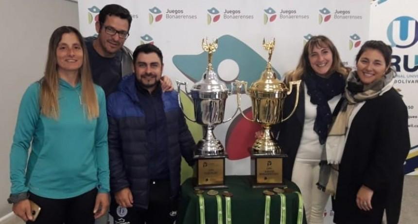 SE DIAGRAMARON LAS ETAPAS REGIONALES DE LOS JUEGOS BONAERENSES 2019