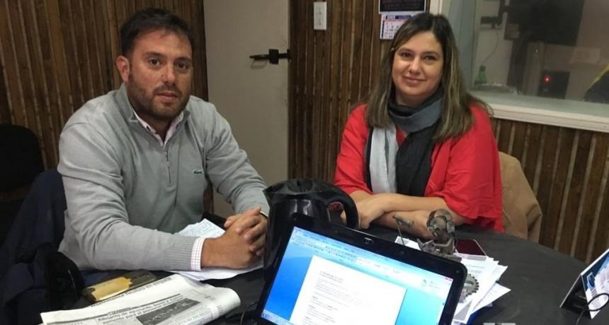 LUJAN PONCE Y LUCIANO SPINOLO SON LOS PRECANDIDATOS A INTENDENTES DE LA UCR