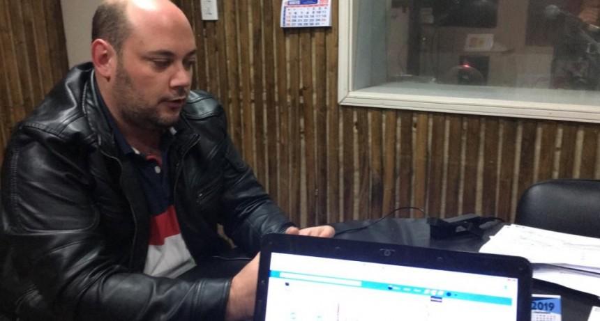 NUEVO INGREDIENTE: DAVID ALCALA PIDE QUE ABRAN LA LISTA PARA OTORGAR LUGARES AL SECTOR DE SERGIO MASSA