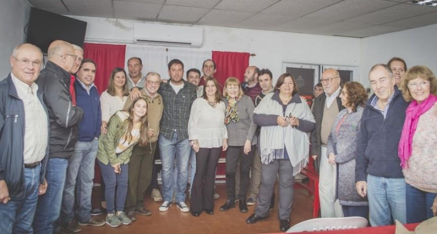 LISTA COMPLETA DE LA UCR QUE COMPETIRA COMO JUNTOS POR EL CAMBIO