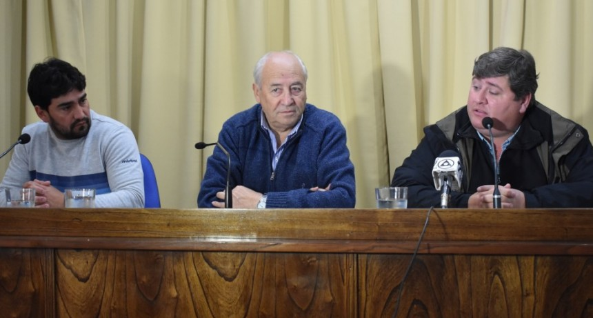 ANUNCIARON LA LLEGADA DEL RALLY BONAERENSE A TRES LOMAS