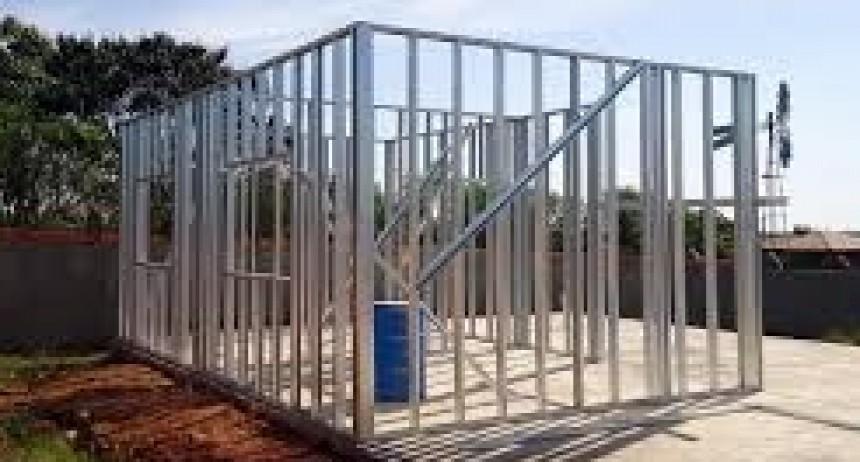 COMENZO LA CAPACITACION EN STEEL FRAMING Y CONSTRUCCION EN SECO