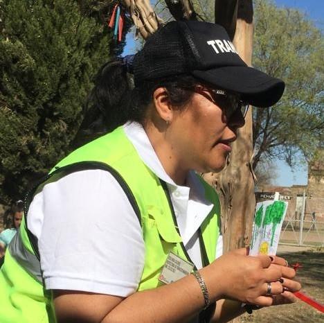 """DEOLINDA CACERES: """"ENTRE EN UN ESTADO DE INCERTIDUMBRE TERRIBLE"""""""
