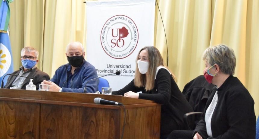 LA UPSO ANUNCIÓ SU OFERTA ACADÉMICA EN TRES LOMAS PARA EL 2021