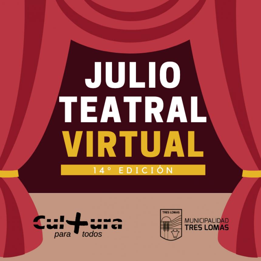 """SE ULTIMAN DETALLES PARA """"JULIO TEATRAL VIRTUAL"""""""