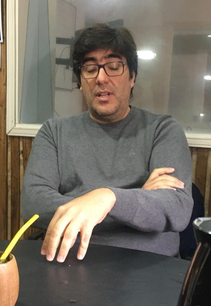"""ALEJANDRO CASTELL: """"ME CANSE DE ESTE SISTEMA Y LA CAUSA LLEGA HASTA HUGO MOYANO"""""""