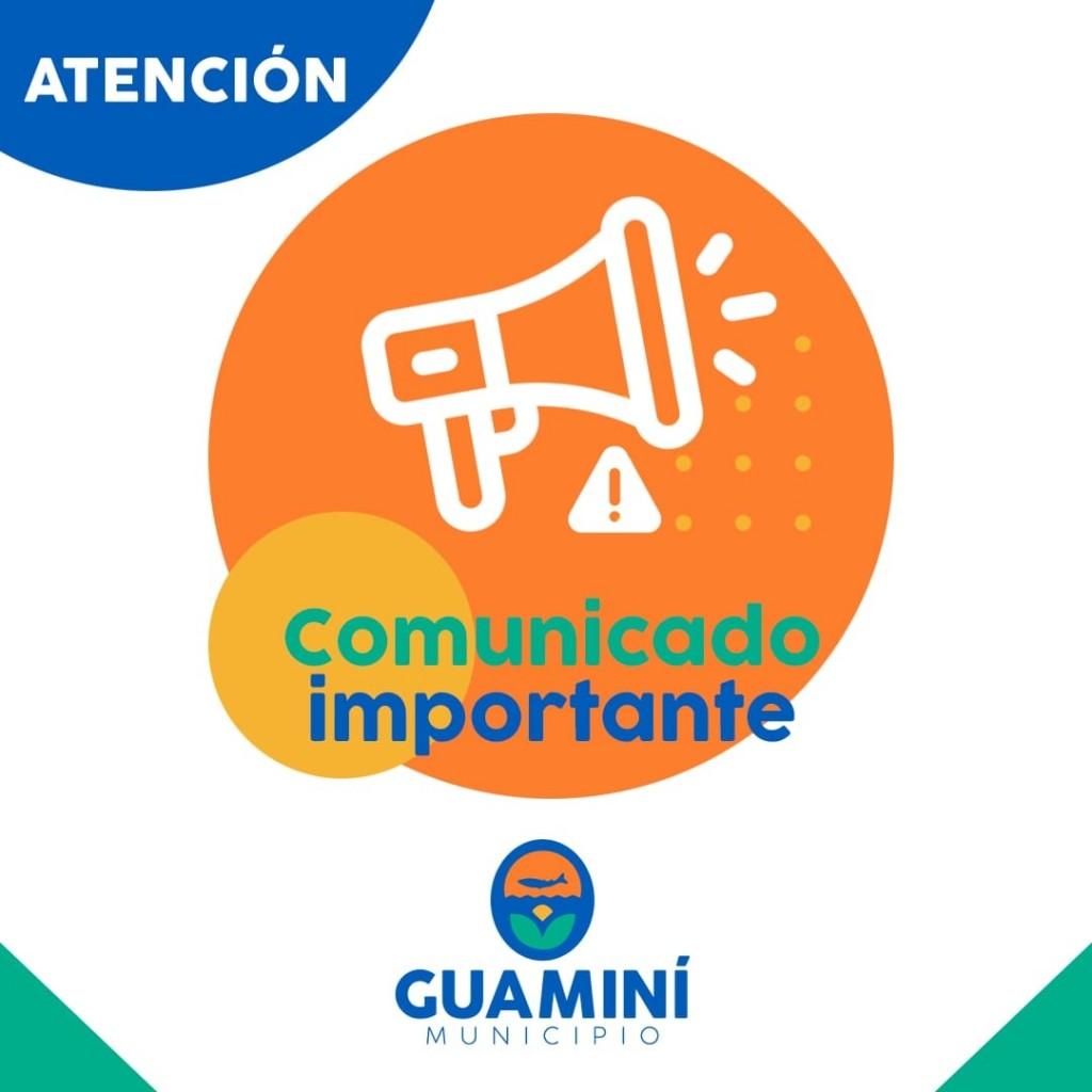 CAMPAÑA DE VACUNACIÓN ITINERANTE EN TODO EL DISTRITO DE GUAMINÍ CONTRA EL COVID 19