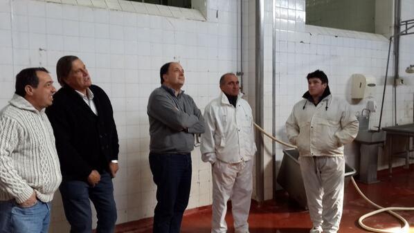EL DIPUTADO PABLO GARATE RECORRE DISTRITOS DE LA SEXTA SECCION ELECTORAL