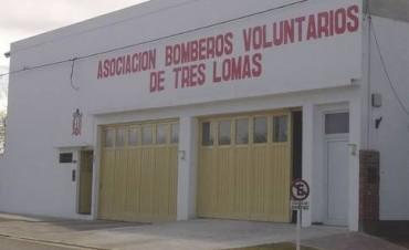 RIFA DE BOMBEROS - FAVORECIDOS EN JUNIO