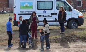 ATENCIÓN PRIMARIA DE LA SALUD EN LOS BARRIOS