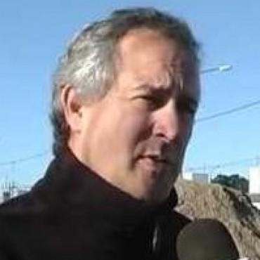 HORACIO DAHIR SE REFIRIO A LA OBRA FRENTE AL MUNICIPIO