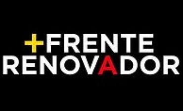 EL FRENTE RENOVADOR HACE UN HOMENAJE A EVITA E INAUGURA UN LOCAL PARTIDARIO