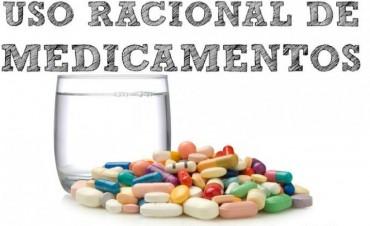 CHARLA SOBRE USO RACIONAL DE MEDICAMENTOS