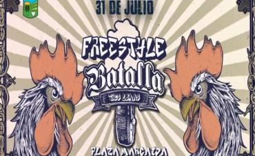 ANUNCIAN LA REALIZACION DE LA PRIMERA BATALLA DE FREESTYLE
