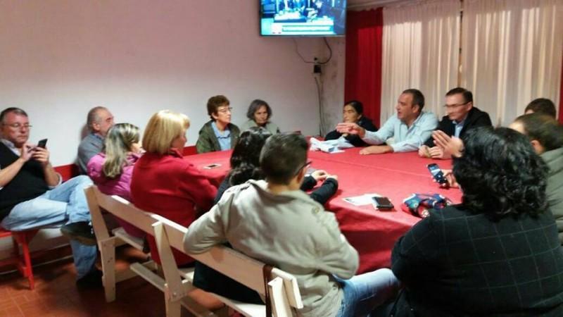 CAMBIEMOS TRES LOMAS LANZA LA CAMPAÑA ELECTORAL EL 14 DE JULIO