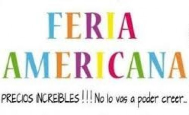 CARITAS REALIZARA OTRA FERIA AMERICANA
