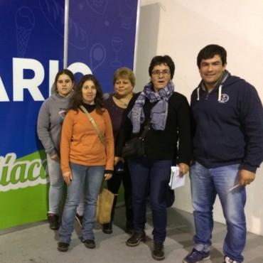 "TRESLOMENSES PRESENTES EN LA ""EXPO CELÍACA 2017"""