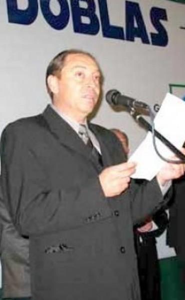 JORGE PAEZ: 'LA EXPOAPICOLA DOBLAS ES UNA EXPOSICION EN LA QUE PARTICIPA TODO EL PUEBLO'