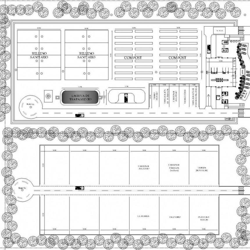 EL MUNICIPIO ANUNCIO LA CONSTRUCCION DE LA PLANTA DE SEPARACION DE RESIDUOS