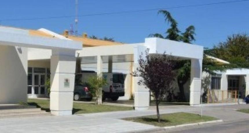 INAUGURAN LA REMODELACION DE LA SALA DE RAYOS X EN EL HOSPITAL