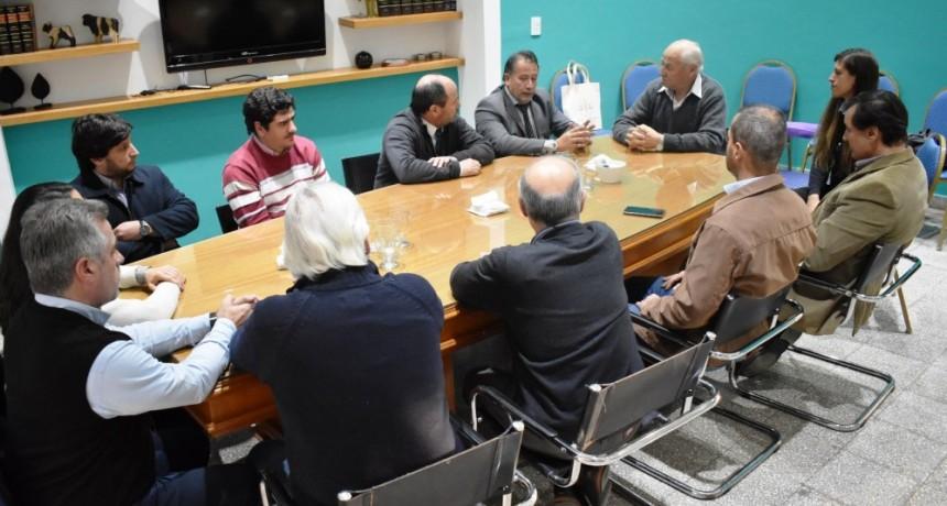 EL CONSEJO DIRECTIVO DEL COLEGIO DE ABOGADOS DE TRENQUE LAUQUEN SESIONÓ EN TRES LOMAS