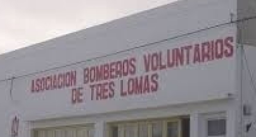 PRESENTAN A LOS NUEVOS BOMBEROS VOLUNTARIOS