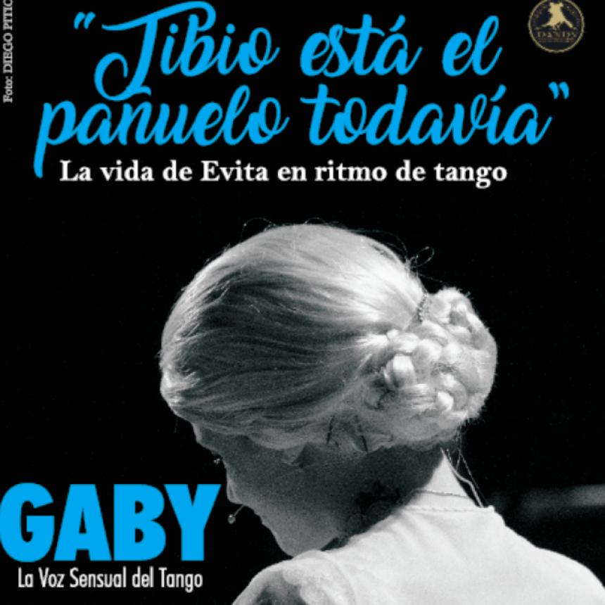 """LLEGA A TRES LOMAS EL ESPECTÁCULO MUSICAL DE TANGO """"TIBIO ESTÁ EL PAÑUELO TODAVÍA"""""""